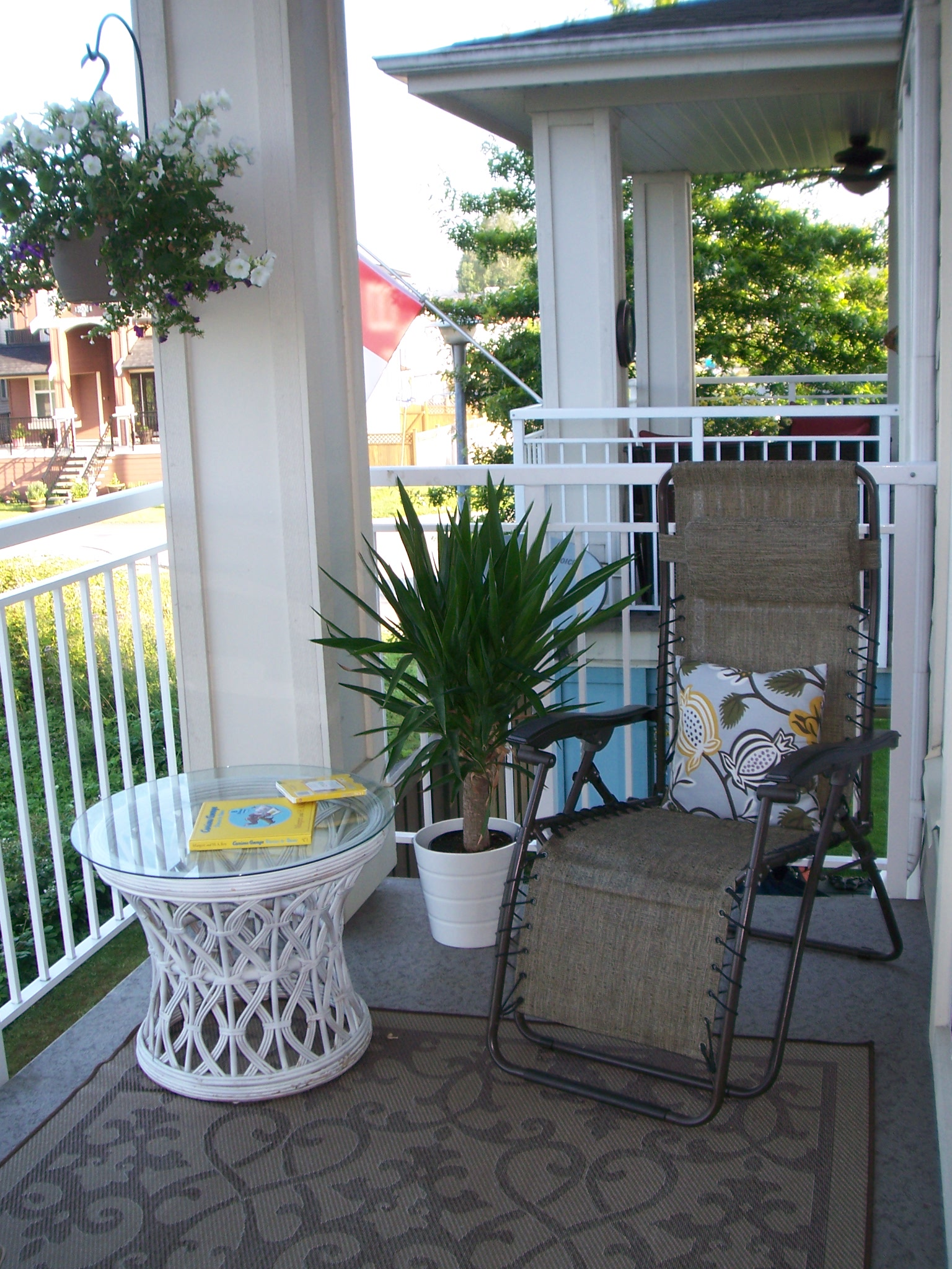 After photo of my sundeck