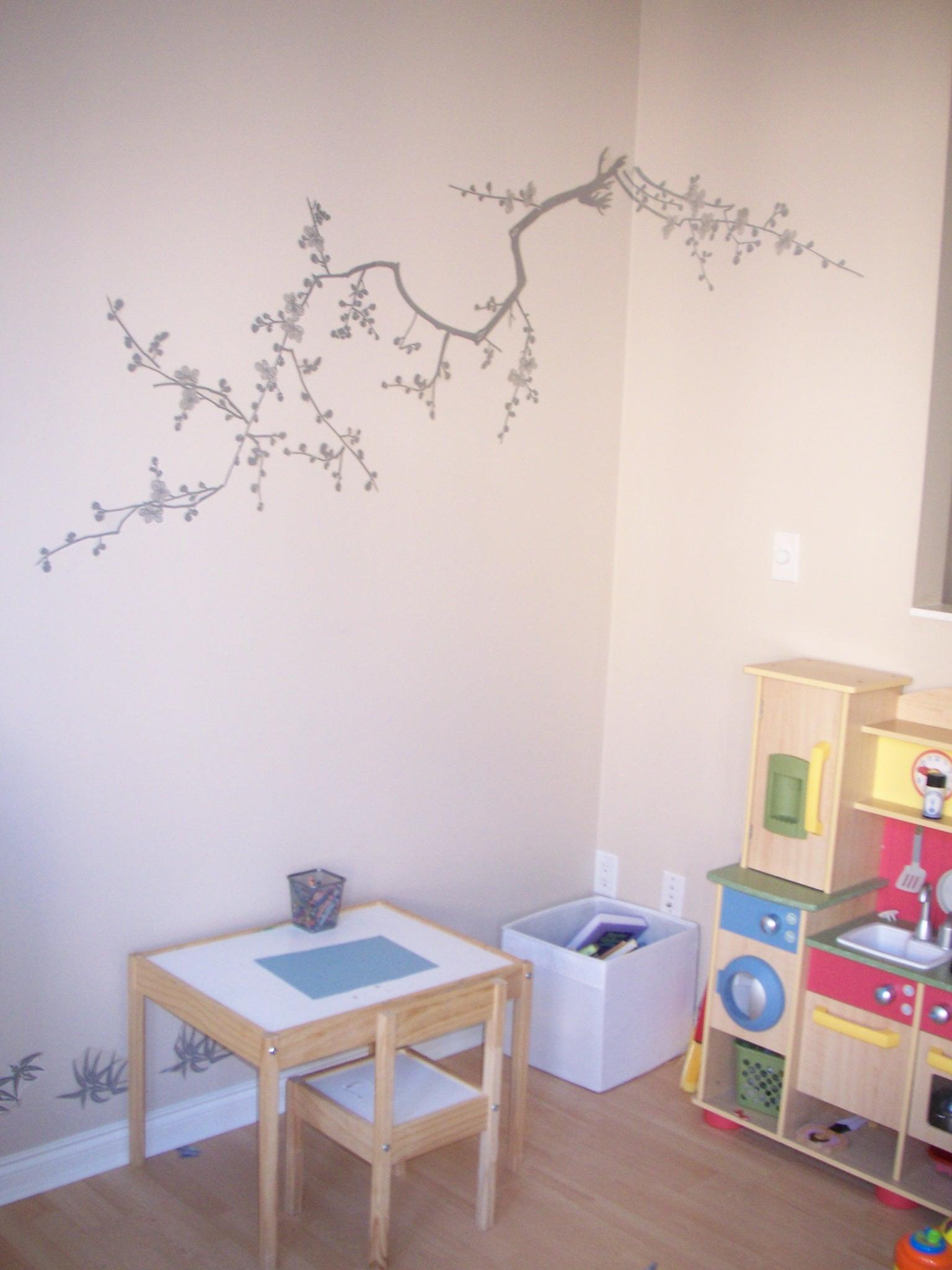 kids playroom/craft area