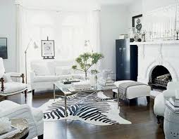 Achromatic Living Room