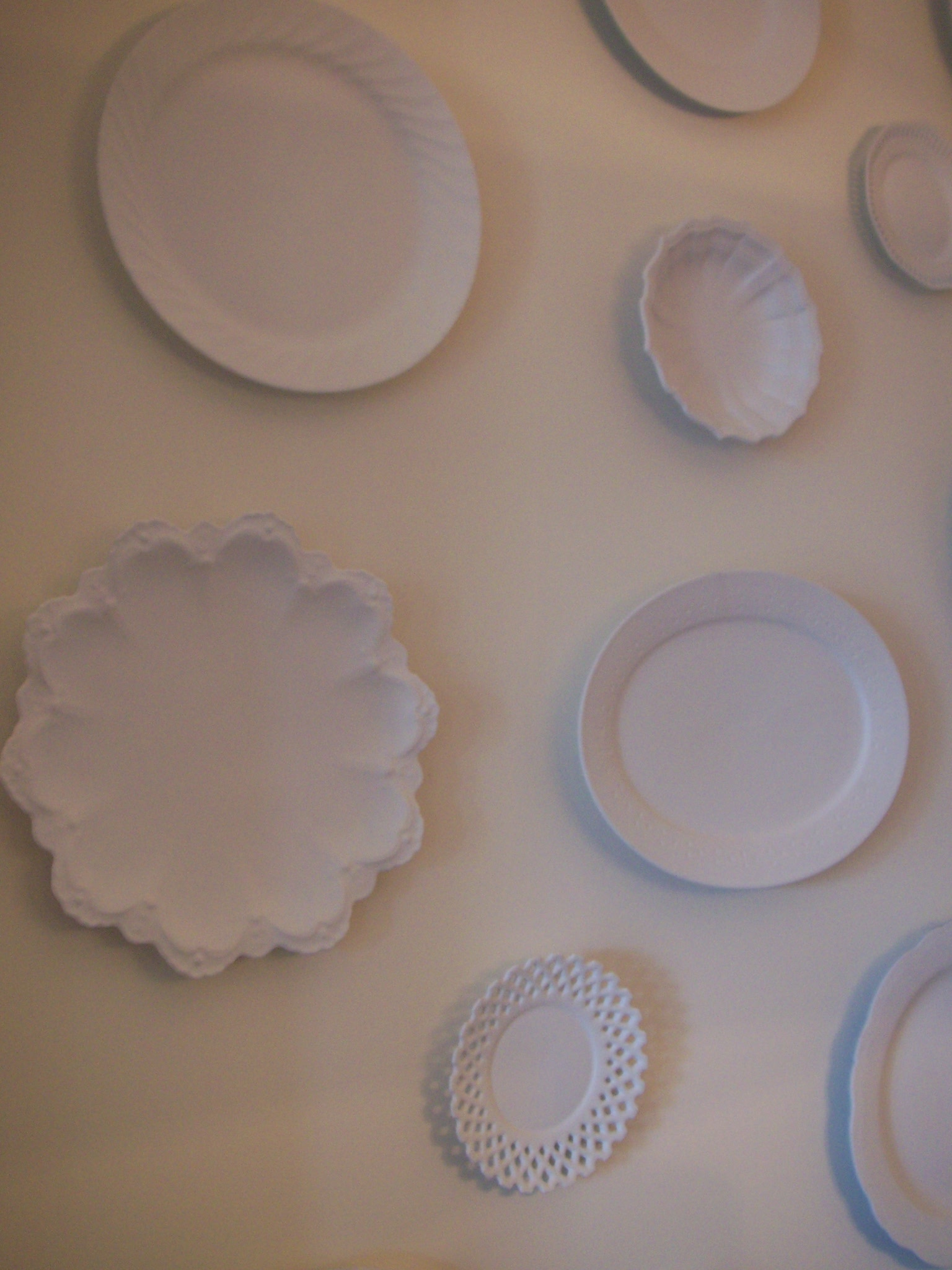 A close up of some of my favorite plates.