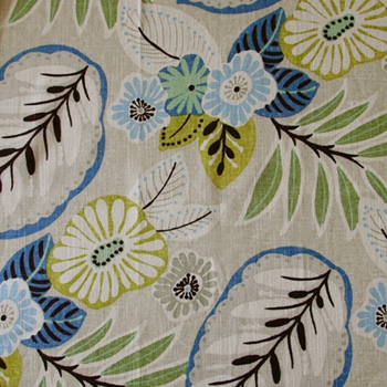 This pattern is simple and fun. I think it could work great in a nursery or on some trow pillows in the living room. Great colours to select from for the rest of your decor. Delft print tracy