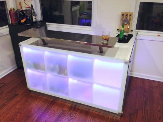 ikea hack fabrictherapy. Black Bedroom Furniture Sets. Home Design Ideas