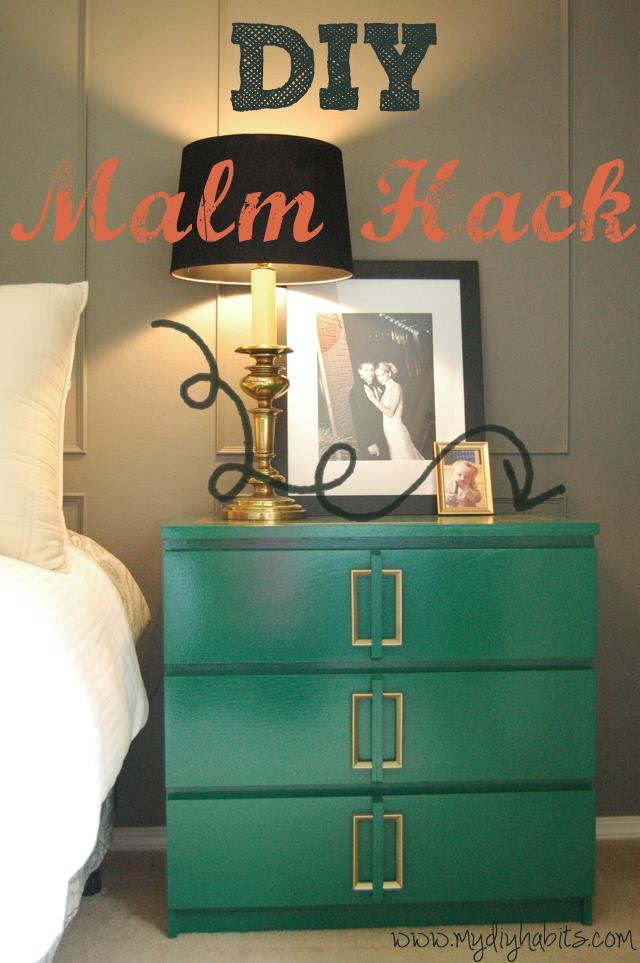 Green Gold Paint Wall Blende