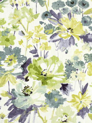 Robert Allen is another of my favorite designers of floral fabric. He has similar floral to this one in a variety of colours. Sold at