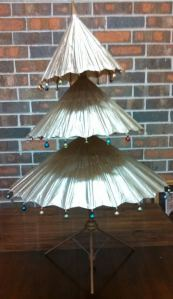 umbrellachristmastree