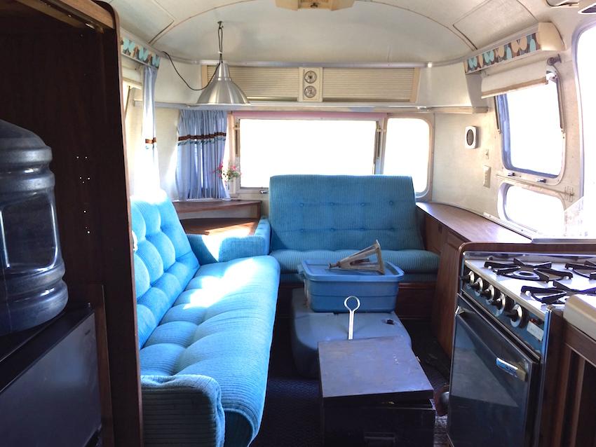 Airstream Before